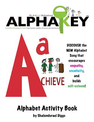 Alphakey Alphabet Activity Book Cover Image