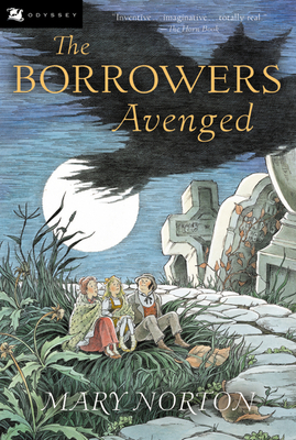 The Borrowers Avenged Cover