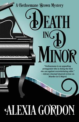 Death in D Minor (Gethsemane Brown Mystery #2) Cover Image