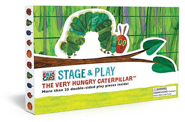 The World of Eric Carle(TM) The Very Hungry Caterpillar(TM) Stage & Play Cover Image