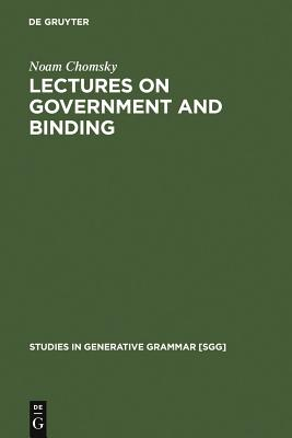 Cover for Lectures on Government and Binding