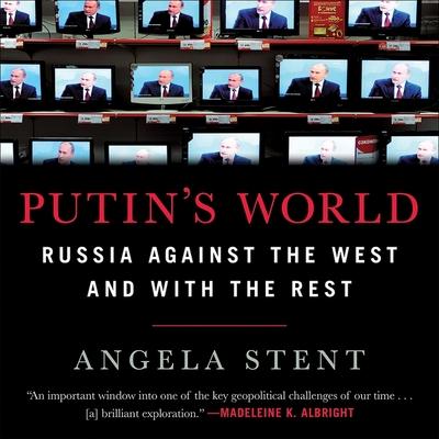 Cover for Putin's World Lib/E