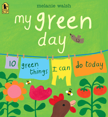 My Green Day: 10 Green Things I Can Do Today Cover Image