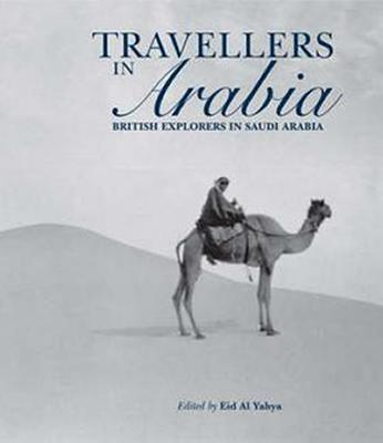 Travellers in Arabia Cover