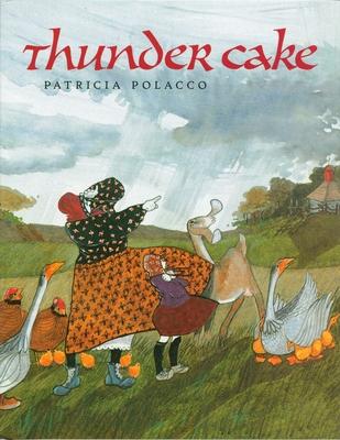 Thunder Cake Cover