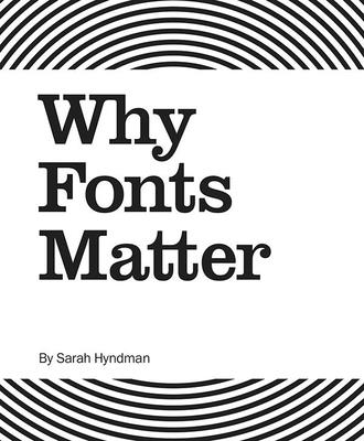 Why Fonts Matter Cover Image