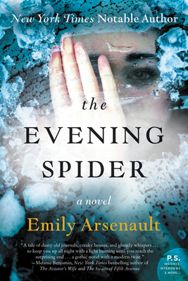 The Evening Spider: A Novel Cover Image