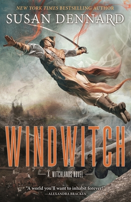 Windwitch: The Witchlands Cover Image