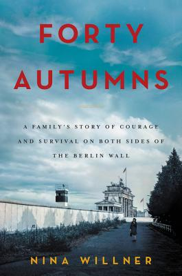 Cover for Forty Autumns