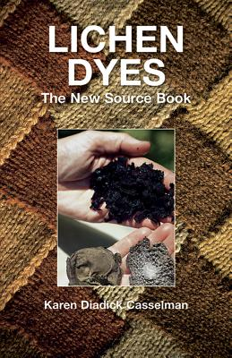 Lichen Dyes: The New Source Book Cover Image