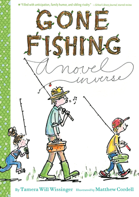 Gone Fishing: A Novel in Verse Cover Image