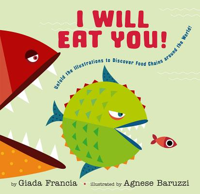 Cover for I Will Eat You!