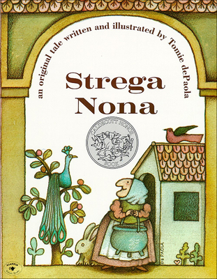 Strega Nona (Aladdin Picture Books) Cover Image