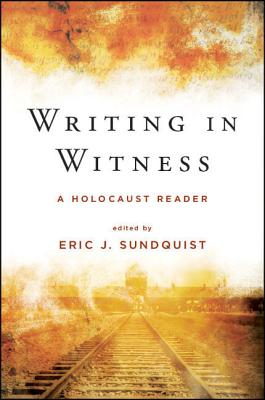 Cover for Writing in Witness