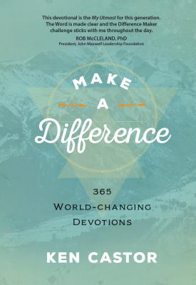 Make a Difference: 365 World-Changing Devotions Cover Image