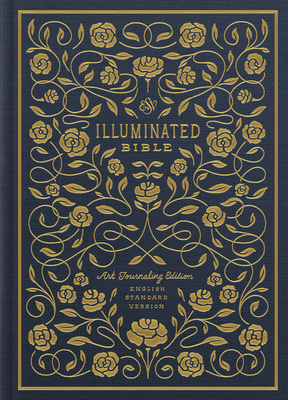 ESV Illuminated Bible, Art Journaling Edition (Cloth Over Board) Cover Image