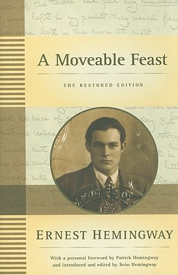 A Moveable Feast: The Restored Edition Cover Image