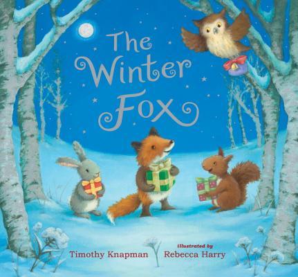 The Winter Fox Cover Image