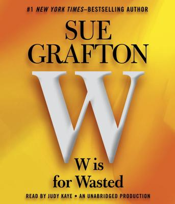 W Is for Wasted Cover Image