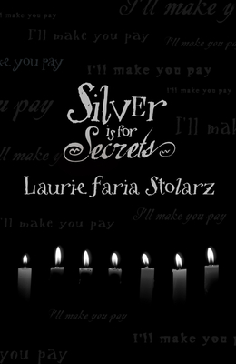 Cover for Silver Is for Secrets (Blue Is for Nightmares #3)