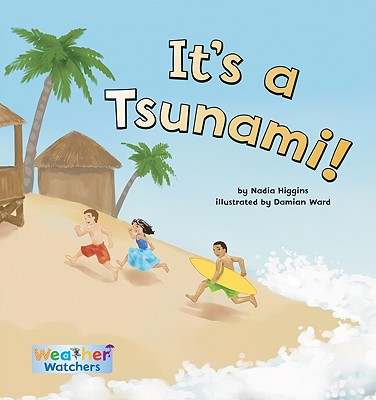 Cover for It's a Tsunami! (Weather Watchers)