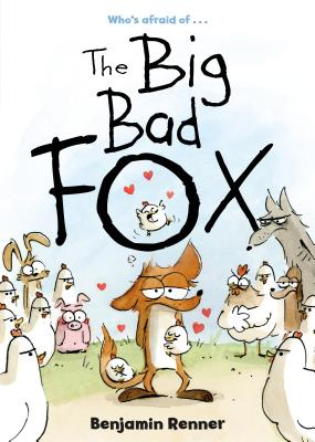 The Big Bad Fox Cover Image