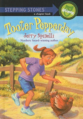 Tooter Pepperday Cover Image