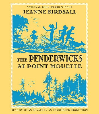 The Penderwicks at Point Mouette cover