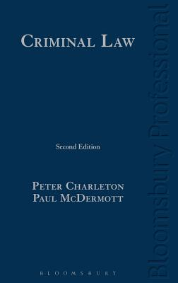 Criminal Law: Second Edition Cover Image
