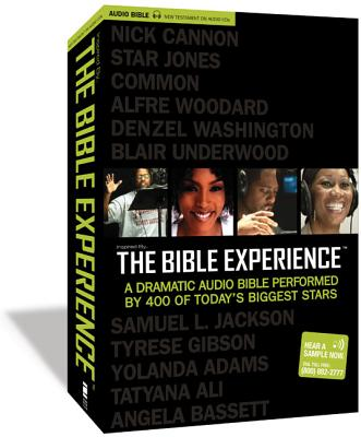 Inspired By...the Bible Experience New Testament-TNIV Cover Image