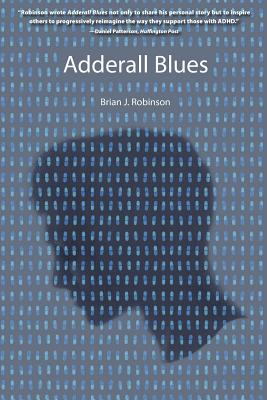 Adderall Blues Cover Image