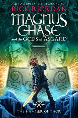 Magnus Chase and the Gods of Asgard, Book 2 The Hammer of Thor (Signed Edition) Cover Image