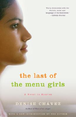 The Last of the Menu Girls Cover