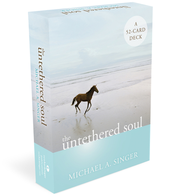 The Untethered Soul: A 52-Card Deck Cover Image