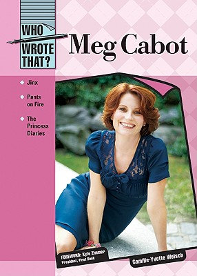 Cover for Meg Cabot (Who Wrote That?)