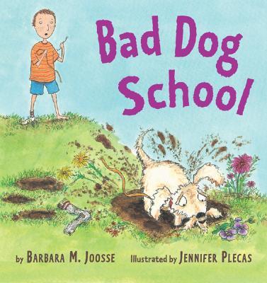 Bad Dog School Cover