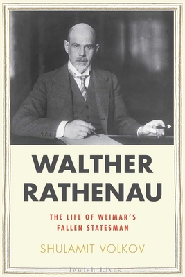 Walther Rathenau Cover
