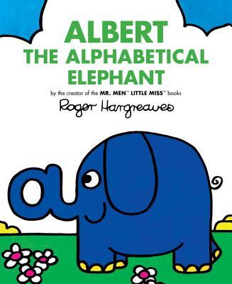 Albert The Alphabetical Elephant by Roger Hargreaves
