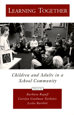 Learning Together: Children and Adults in a School Community (Psychology) Cover Image
