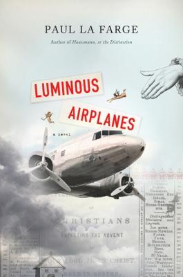 Luminous Airplanes Cover