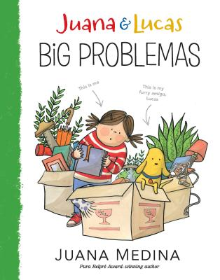Juana and Lucas: Big Problemas Cover Image