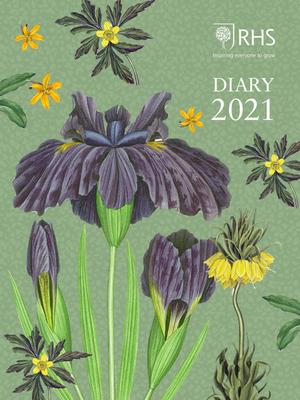 Royal Horticultural Society Pocket Diary 2021 Cover Image