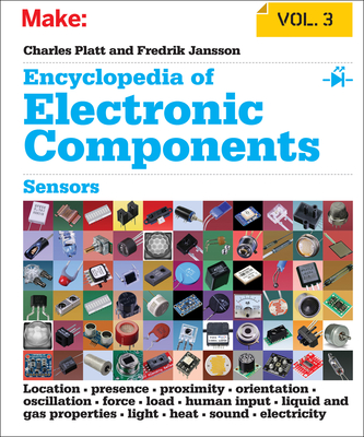 Encyclopedia of Electronic Components, Volume 3: Sensors for Location, Presence, Proximity, Orientation, Oscillation, Force, Load, Human Input, Liquid Cover Image