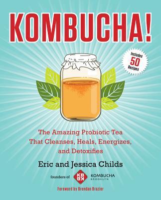 Kombucha! Cover
