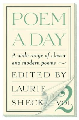 Cover for Poem a Day