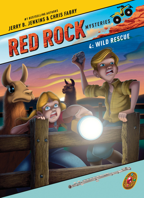 Wild Rescue (Red Rock Mysteries #4) Cover Image
