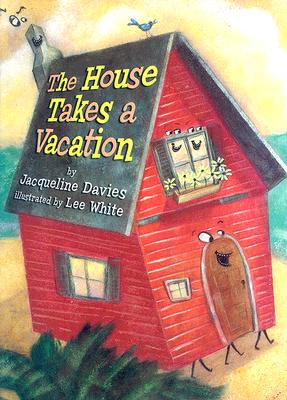 The House Takes a Vacation Cover