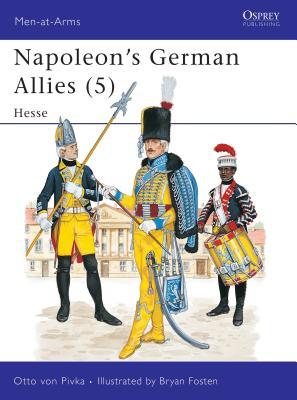 Napoleon's German Allies (5) Cover