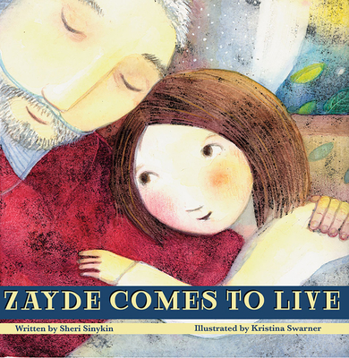 Zayde Comes to Live Cover