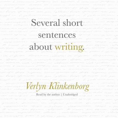 Several Short Sentences about Writing Cover Image